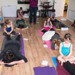 Les cours de massage parent-enfants chez Zeste Détente